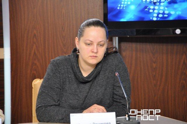 Марина Зеникова